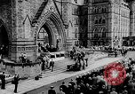 Image of President Franklin D. Roosevelt at steps of Parliament Ottawa, Canada, 1943, second 15 stock footage video 65675051794