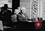 Image of President Franklin D. Roosevelt at steps of Parliament Ottawa, Canada, 1943, second 24 stock footage video 65675051794