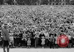 Image of President Franklin D. Roosevelt at steps of Parliament Ottawa, Canada, 1943, second 26 stock footage video 65675051794
