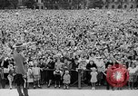 Image of President Franklin D. Roosevelt at steps of Parliament Ottawa, Canada, 1943, second 27 stock footage video 65675051794