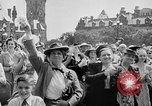 Image of President Franklin D. Roosevelt at steps of Parliament Ottawa, Canada, 1943, second 28 stock footage video 65675051794