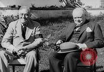 Image of Meetings of President Roosevelt and Prime Minister Churchill during World War 2 Quebec Canada, 1943, second 12 stock footage video 65675051796