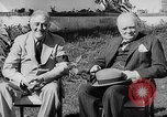 Image of Meetings of President Roosevelt and Prime Minister Churchill during World War 2 Quebec Canada, 1943, second 14 stock footage video 65675051796