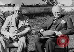 Image of Meetings of President Roosevelt and Prime Minister Churchill during World War 2 Quebec Canada, 1943, second 16 stock footage video 65675051796
