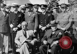 Image of Meetings of President Roosevelt and Prime Minister Churchill during World War 2 Quebec Canada, 1943, second 20 stock footage video 65675051796