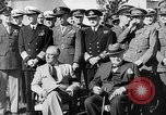 Image of Meetings of President Roosevelt and Prime Minister Churchill during World War 2 Quebec Canada, 1943, second 22 stock footage video 65675051796