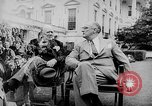 Image of Meetings of President Roosevelt and Prime Minister Churchill during World War 2 Quebec Canada, 1943, second 39 stock footage video 65675051796