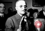 Image of Vice President Harry S Truman Washington DC USA, 1945, second 16 stock footage video 65675051806