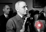 Image of Vice President Harry S Truman Washington DC USA, 1945, second 18 stock footage video 65675051806
