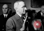 Image of Vice President Harry S Truman Washington DC USA, 1945, second 20 stock footage video 65675051806