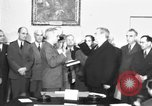 Image of Vice President Harry S Truman Washington DC USA, 1945, second 22 stock footage video 65675051806