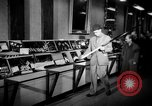 Image of workers Sheffield England United Kingdom, 1948, second 11 stock footage video 65675051808