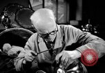 Image of workers Sheffield England United Kingdom, 1948, second 44 stock footage video 65675051808