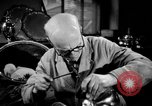 Image of workers Sheffield England United Kingdom, 1948, second 46 stock footage video 65675051808