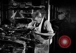 Image of workers Sheffield England United Kingdom, 1948, second 61 stock footage video 65675051808