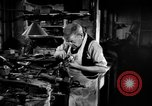 Image of workers Sheffield England United Kingdom, 1948, second 62 stock footage video 65675051808