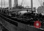 Image of American troops New York United States USA, 1919, second 12 stock footage video 65675051809
