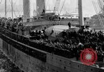 Image of American troops New York United States USA, 1919, second 13 stock footage video 65675051809