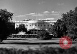 Image of President Franklin D Roosevelt Washington DC USA, 1937, second 32 stock footage video 65675051811
