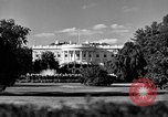 Image of President Franklin D Roosevelt Washington DC USA, 1937, second 36 stock footage video 65675051811