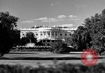 Image of President Franklin D Roosevelt Washington DC USA, 1937, second 40 stock footage video 65675051811