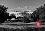 Image of President Franklin D Roosevelt Washington DC USA, 1937, second 42 stock footage video 65675051811