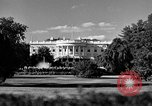 Image of President Franklin D Roosevelt Washington DC USA, 1937, second 46 stock footage video 65675051811