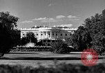 Image of President Franklin D Roosevelt Washington DC USA, 1937, second 49 stock footage video 65675051811