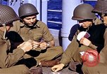 Image of American soldiers playing cards  Casablanca Morocco , 1942, second 3 stock footage video 65675051816