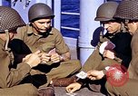 Image of American soldiers playing cards  Casablanca Morocco , 1942, second 5 stock footage video 65675051816