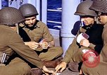 Image of American soldiers playing cards  Casablanca Morocco , 1942, second 8 stock footage video 65675051816