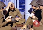 Image of American soldiers playing cards  Casablanca Morocco , 1942, second 14 stock footage video 65675051816