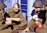 Image of American soldiers playing cards  Casablanca Morocco , 1942, second 16 stock footage video 65675051816