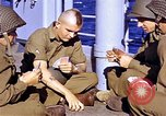 Image of American soldiers playing cards  Casablanca Morocco , 1942, second 18 stock footage video 65675051816