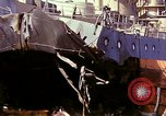 Image of French battleship Casablanca Morocco, 1942, second 47 stock footage video 65675051817