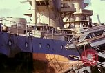Image of French battleship Casablanca Morocco, 1942, second 52 stock footage video 65675051817