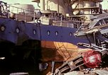 Image of French battleship Casablanca Morocco, 1942, second 54 stock footage video 65675051817
