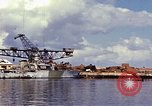 Image of French ships and destroyers Casablanca Morocco, 1942, second 13 stock footage video 65675051818