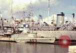 Image of French ships and destroyers Casablanca Morocco, 1942, second 17 stock footage video 65675051818