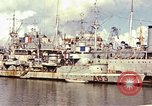 Image of French ships and destroyers Casablanca Morocco, 1942, second 19 stock footage video 65675051818