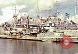 Image of French ships and destroyers Casablanca Morocco, 1942, second 20 stock footage video 65675051818