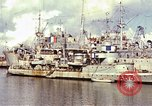 Image of French ships and destroyers Casablanca Morocco, 1942, second 21 stock footage video 65675051818