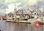 Image of French ships and destroyers Casablanca Morocco, 1942, second 22 stock footage video 65675051818