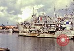 Image of French ships and destroyers Casablanca Morocco, 1942, second 23 stock footage video 65675051818