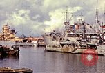 Image of French ships and destroyers Casablanca Morocco, 1942, second 27 stock footage video 65675051818