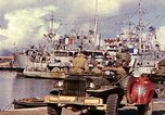 Image of French ships and destroyers Casablanca Morocco, 1942, second 30 stock footage video 65675051818