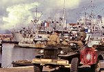Image of French ships and destroyers Casablanca Morocco, 1942, second 31 stock footage video 65675051818