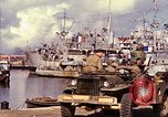 Image of French ships and destroyers Casablanca Morocco, 1942, second 32 stock footage video 65675051818