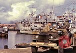 Image of French ships and destroyers Casablanca Morocco, 1942, second 33 stock footage video 65675051818