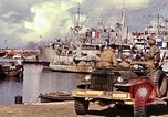 Image of French ships and destroyers Casablanca Morocco, 1942, second 36 stock footage video 65675051818